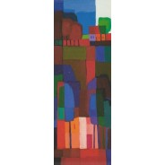 Marque-pages Paysages Colorés