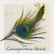 Carte Correspondance Heureuse