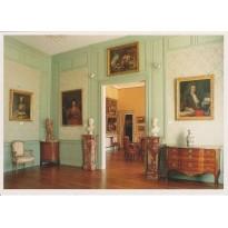 Meubles 18 ème Musée de Chièvres - Poitiers, carte postale