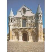 Notre Dame la Grande - Poitiers, carte postale