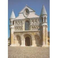 Notre Dame la Grande - Poitiers, cartes postales variées