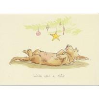 Cartes de Noël anglaises humoristiques avec animaux
