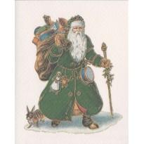 Cartes de Noël assorties en lot de 10 cartes variées