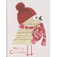 Cartes de Noël variées en lot de 10 cartes